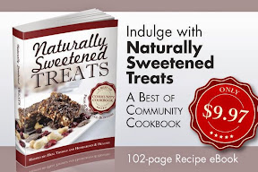 Naturally Sweetened Treats e-cookbook