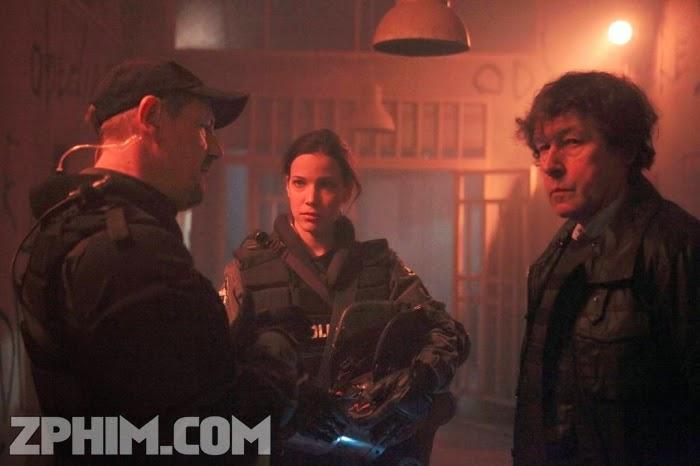 Ảnh trong phim Bệnh Viện Quỷ Ám - Asylum 2