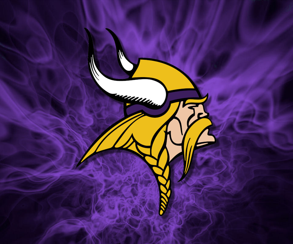 Vikings Logo Wallpaper Vikings logo wallpaper Vikings Logo Wallpaper