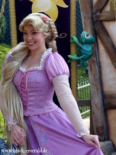 Rapunzel und Pascal