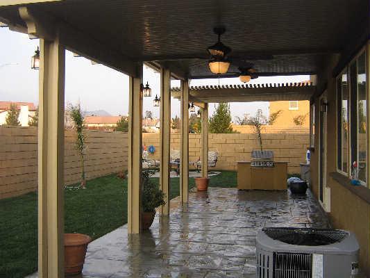 home improvement tips patio covers aluminum vs wood