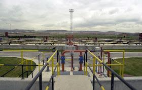Interconexión de las estaciones regeneradoras de aguas residuales de Rejas y Valdebebas