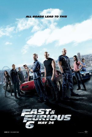 Picture Poster Wallpapers Fast & Furious 6 (2013) Full Movies