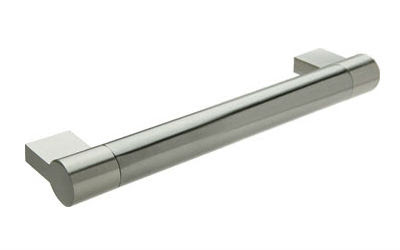 Cabinet Door 153mm Keyhole Bar Handle