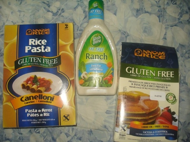 Fundaci n de celiacos de panam pastas sin gluten en el rey for Pasta para quitar gotele precio