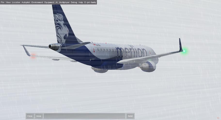 Amazing feat at Ketapang Airport! Fgfs-screen-671