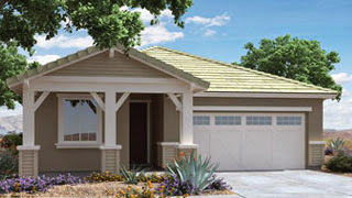Lewis floor plan Discovery at Morrison Ranch by Lennar Homes