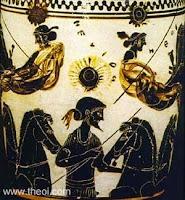 Θεά ημέρα,θεά φωτός,πρωτόγενοι,Ελληνικό Θρήσκευμα.