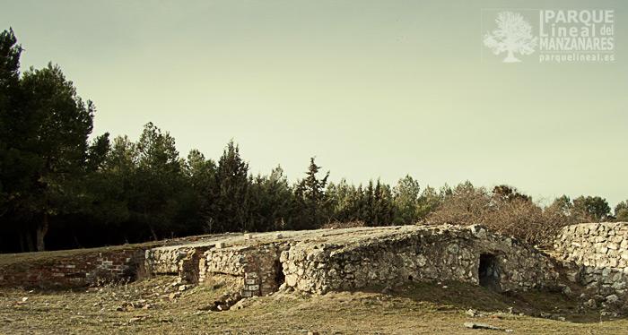 supuesto bunker de la aldehuela