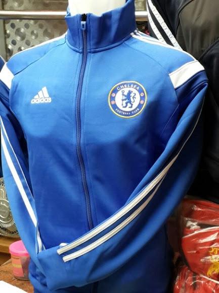 Jual Jaket Chelsea Track Top Warna Biru