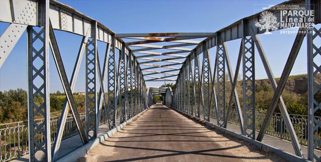 Puente de Arganda actualmente