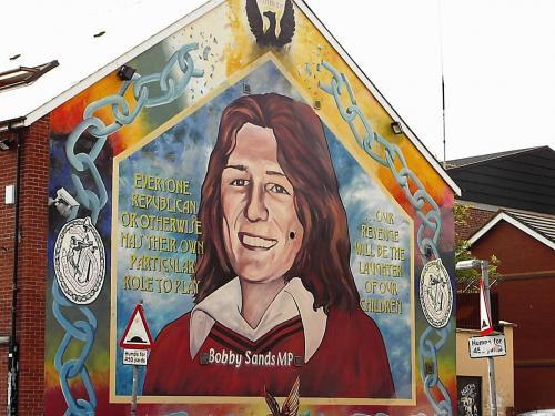 Belfast - Falls Road 44