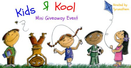giveaways, announcement, kids
