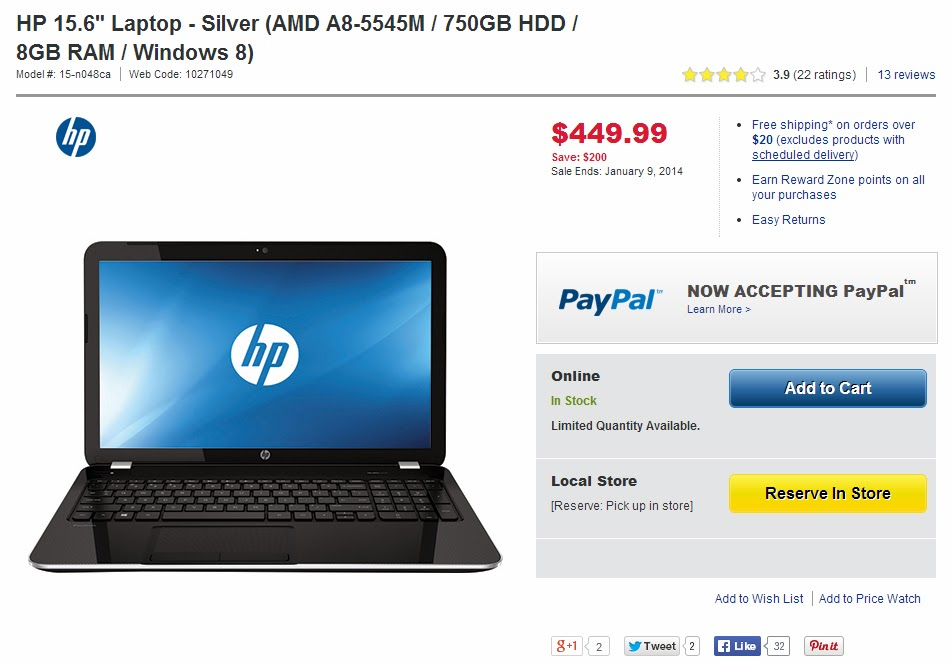 urgent which would be good dell inspiron 15m laptop or hp laptop