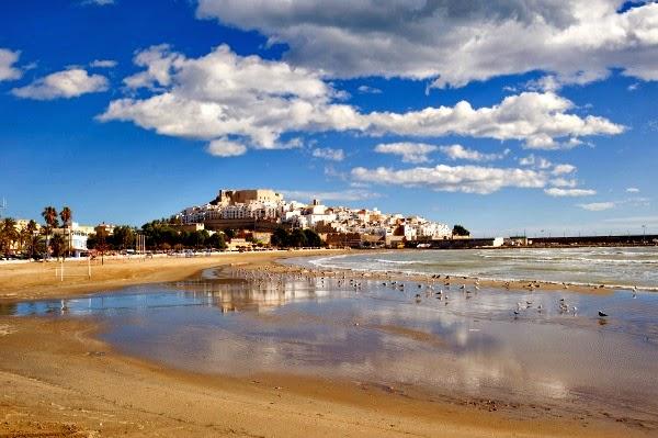Playa de Peñíscola