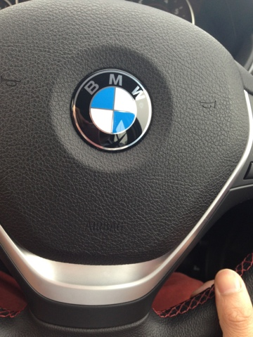 Test drive BMW F30 at Ingress Auto