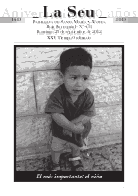 Hoja Parroquial Nº478 - El más importante: el niño. Iglesia Colegial Basílica de Santa María de Xàtiva. 2012