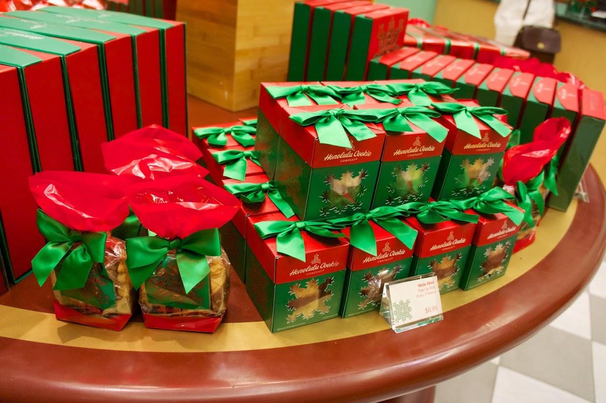 クリスマスのような装飾