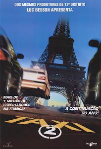 Quái Xế 2 - Taxi 2 poster