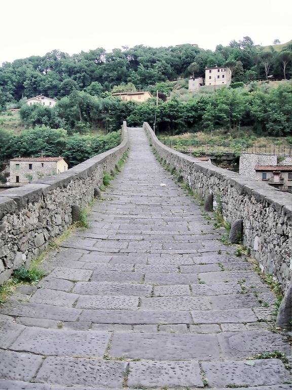 одной из важнейших средневековых дорог Via Francigena
