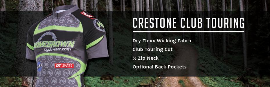 Crestone Jerseys