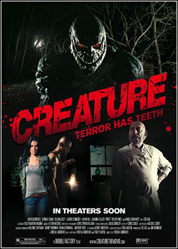Download Creature DVDRip AVI e RMVB Legendado