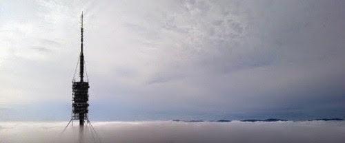 Collserola bajo la mar