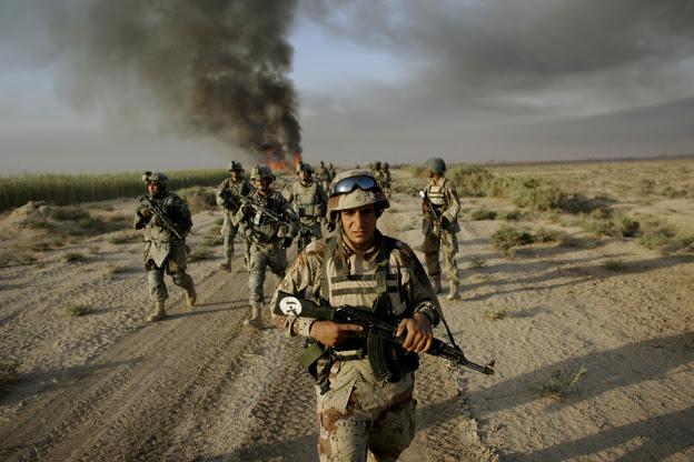 US,Iraq,war,freedom