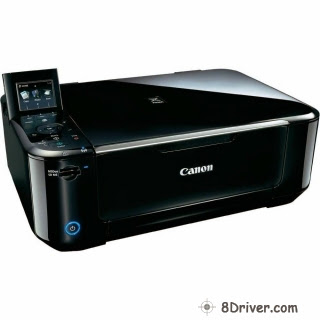 download Canon PIXMA MG4150 printer's driver