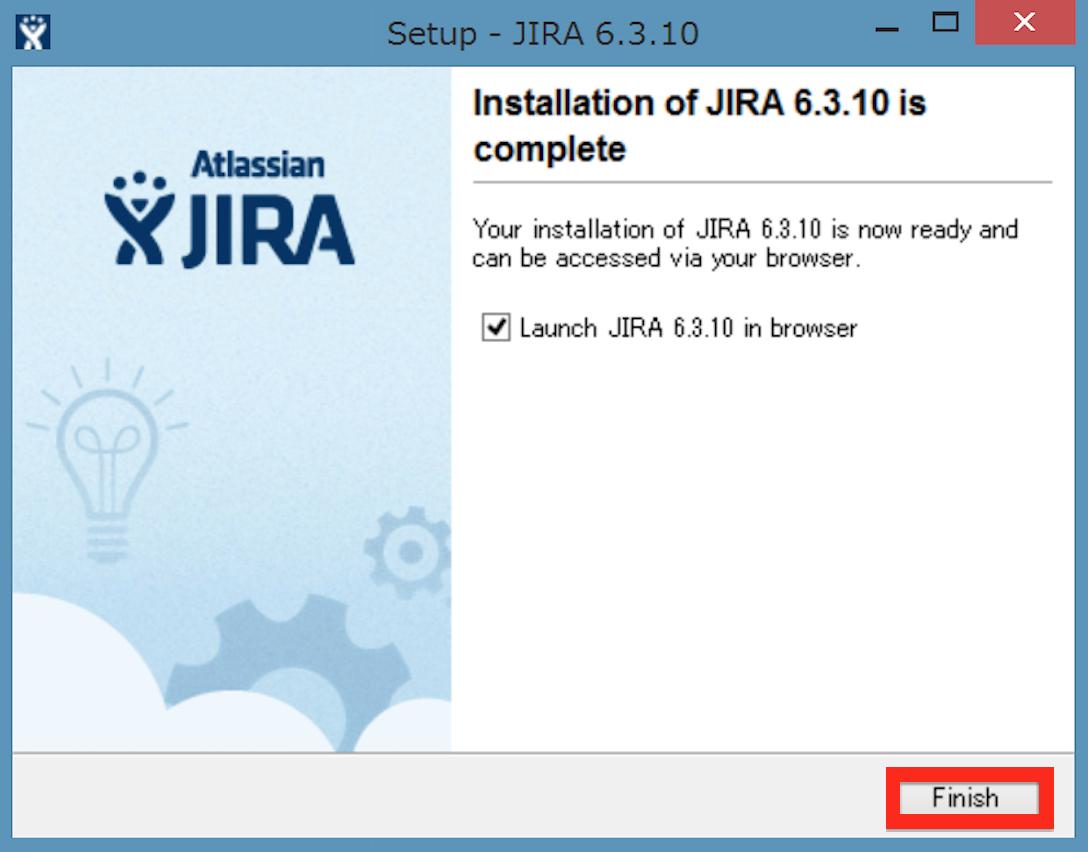JIRA Install 05