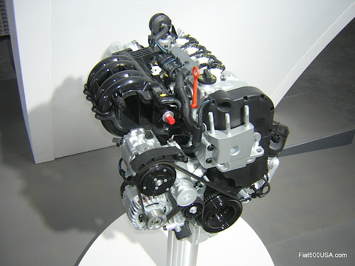 Inside The 2012 Fiat 500 Engine: Fiat 500 Engine Diagram At Executivepassage.co