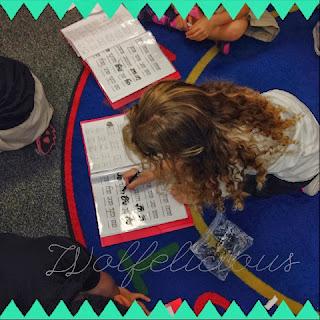 Photo of Phonogram Practice
