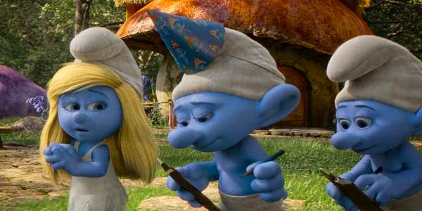 Watch Online Full English Movie The Smurfs 2 (2013) Hollywood Full Movie HD Quality for Free