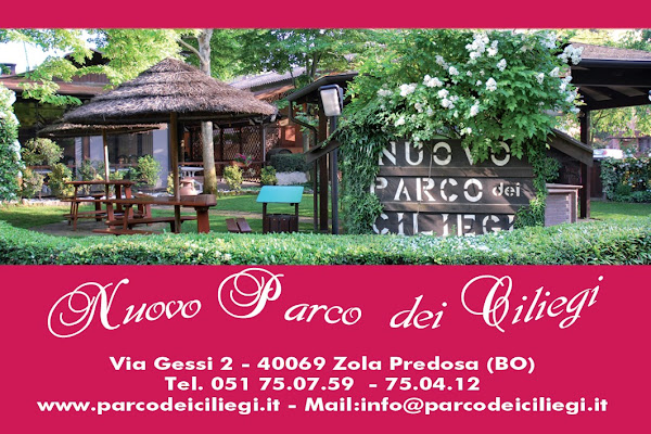Nuovo Parco dei Ciliegi, Via Gessi, 2, 40069 Zola Predosa, Italy
