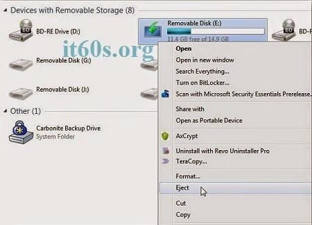Cách tạo đĩa cài đặt windows 8 bằng USB 7