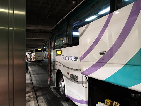 名鉄バス「名古屋~上高地線」 2302 名鉄BC改札中 その1
