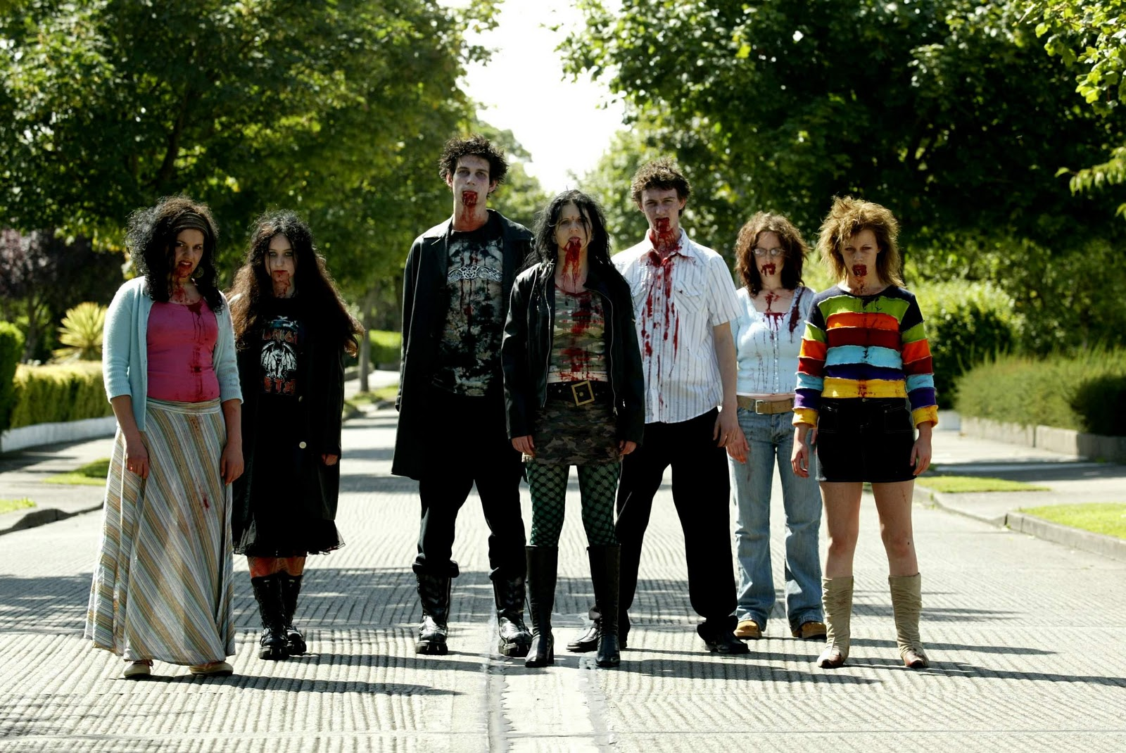 Horror And Zombie Film Reviews Movie Reviews Horror Videogame Reviews Boy Eats Girl 2005 Zombie Film Review