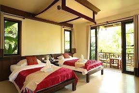ห้อง Lower Hill Cottage ของ the spa resort เกาะช้าง