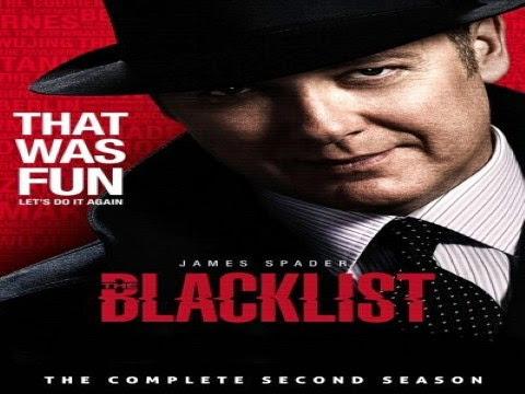 مسلسل The Blacklist  موسم 2 حلقة 15