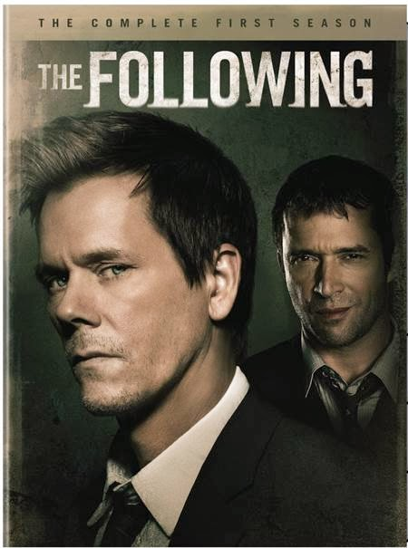 The Following: The Complete First Season  Starring Kevin Bacon, James Purefoy, Natalie Zea