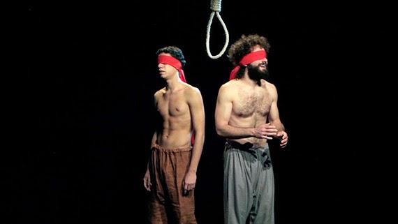 Voces en el silencio (Y se llamaban Mahmud y Ajaz), en el Fernán Gómez
