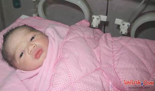 Gambar Foto Anak Krisdayanti Raul : Arrianha Amora Lemos