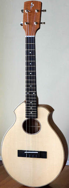 Boat Paddle M Series Tenor ukulele