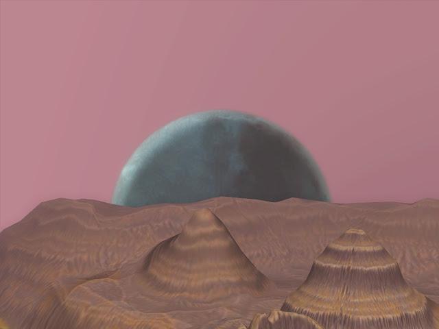 Extraña Luna de Lunar Lakes Screenshot-28
