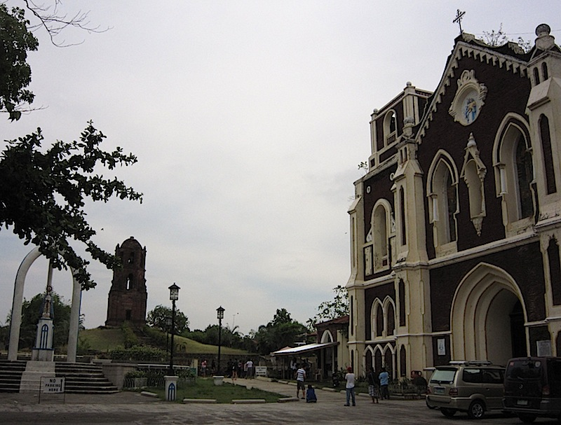 St. Augustine Church in Bantay, Ilocos Sur