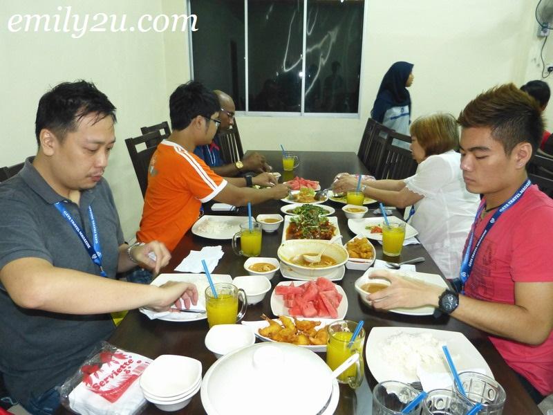 Restoran Baiduri 2, Monica Bay, Chukai, Terengganu