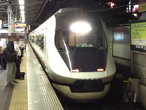 近畿日本鉄道 21020系電車「アーバンライナーNEXT」 近鉄鶴橋駅にて