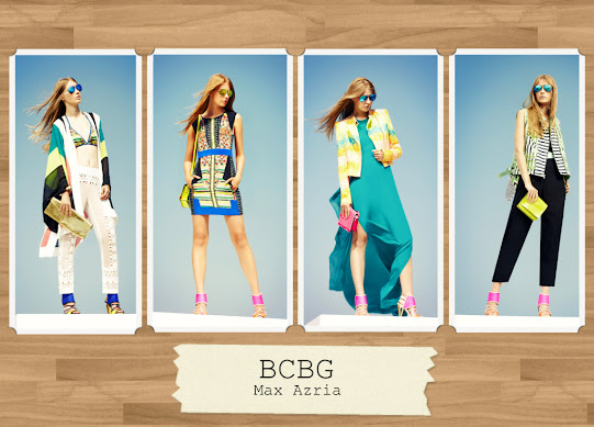 BCBG Max Azria Resort Wear 2013