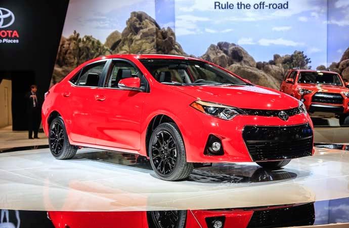 Hình ảnh Toyota Corolla 2016 Special Edition