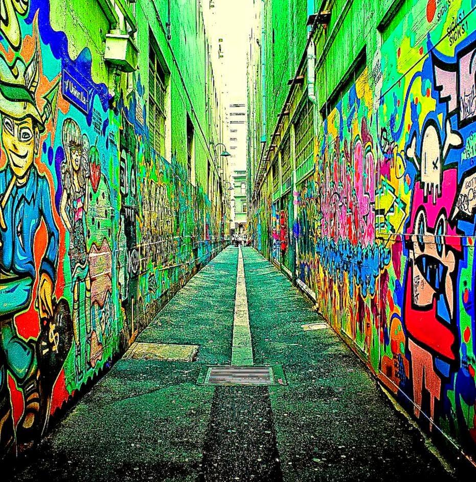 Art wallpaper street graffiti best background wallpaper for Arts and craft wallpaper
